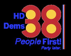 HD38 Logo